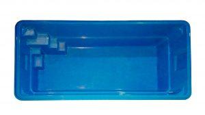 fibre glass pool top
